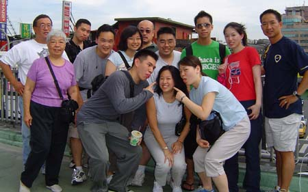 2005 Group in Taiwan